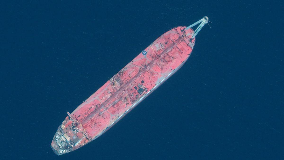 VRudém moři je tikající bomba, která může zavinit ekologickou katastrofu