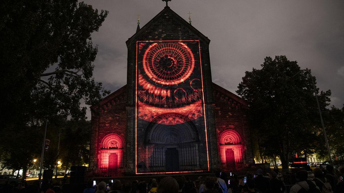 Obrazem: Prahu rozsvítil Signal Festival. Podívejte se, co nabízí