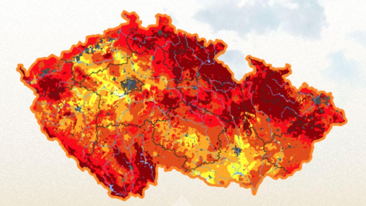 Česko zažívá největší období sucha za posledních 500let, tvrdí vědci