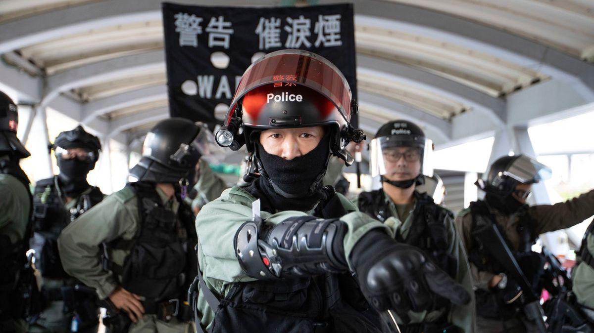 Pobuřování vHongkongu nestrpíme. Čína schválila nový bezpečnostní zákon