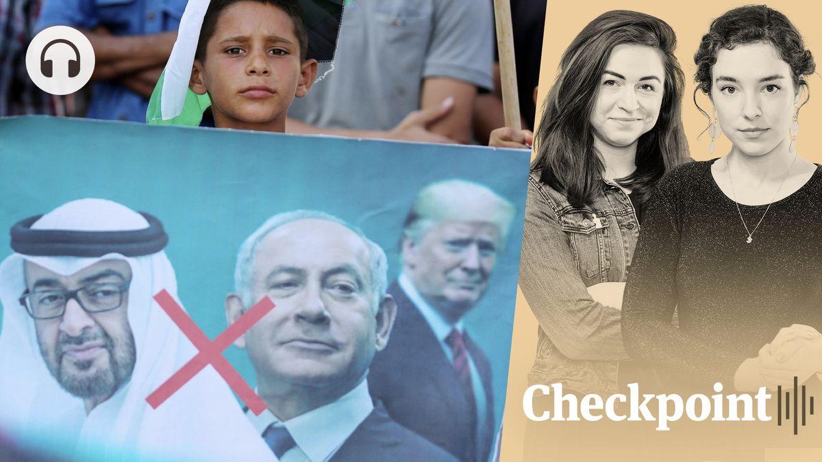 Bodnutí do zad Palestincům. Emiráty sIzraelem mění pravidla hry