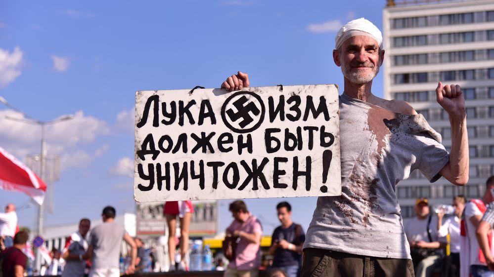 Detaily zběloruských protestů: Co lidé vulicích vzkazují?