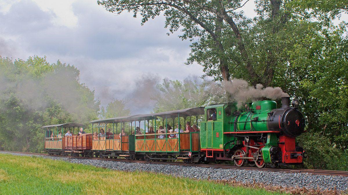 Na Orlickoústecku vlétě vyrazí na trať parní vlaky