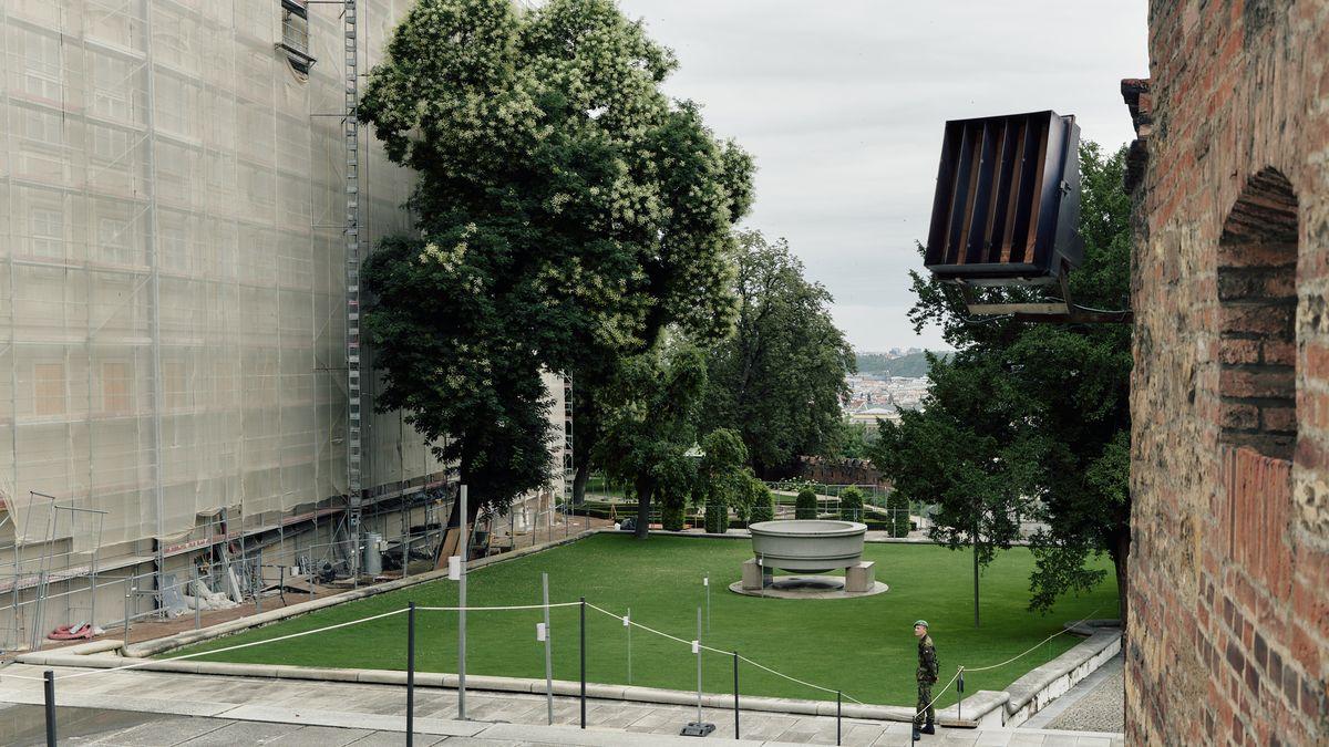 Fotoesej: Otevření jižních zahrad Pražského hradu