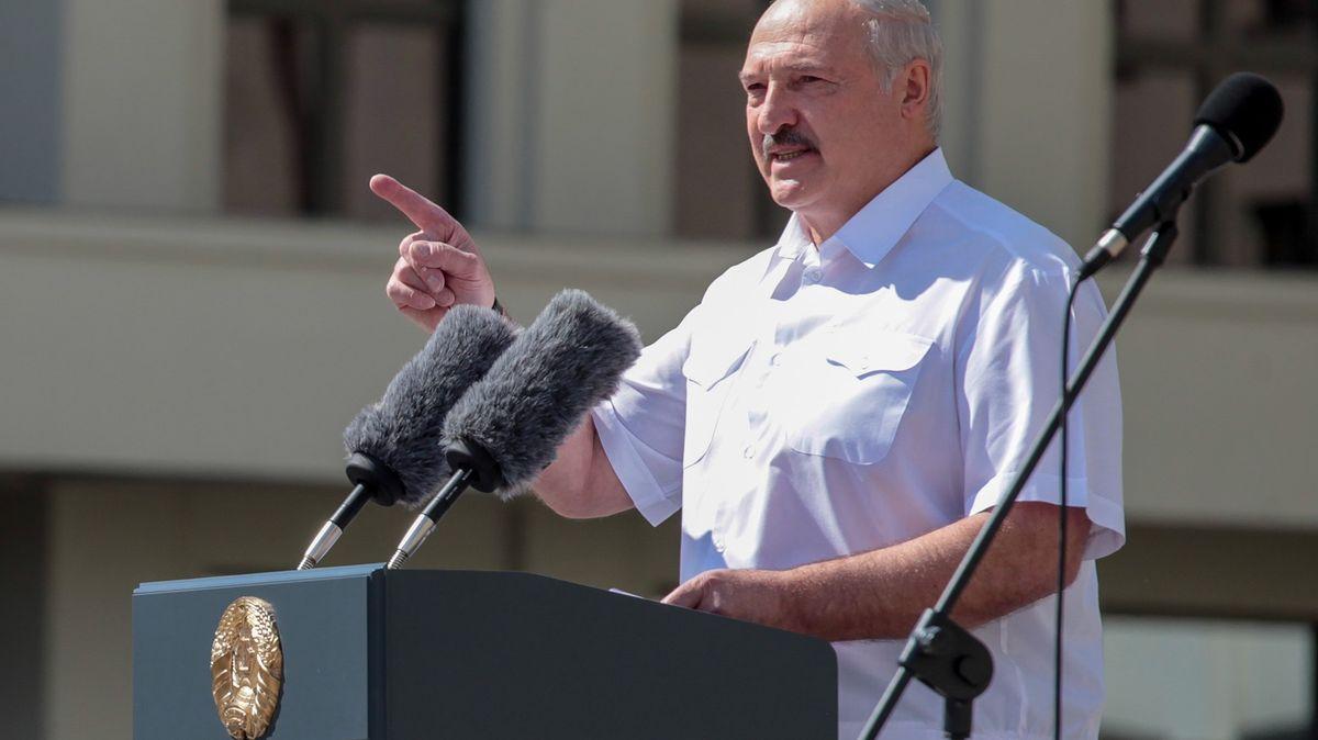 Pobaltské země vyhlásily sankce proti Bělorusku
