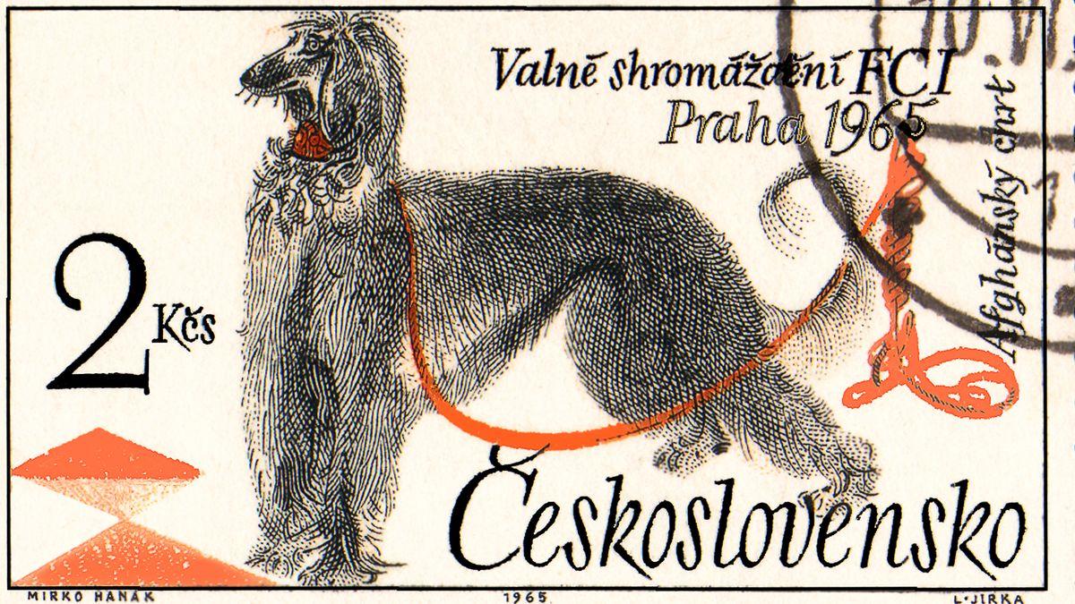 Od Muchy khlubinám vesmíru. Tak vypadaly československé poštovní známky