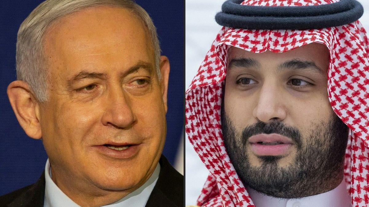 Netanjahu tajně navštívil bin Salmána vSaúdské Arábii, píší izraelská média