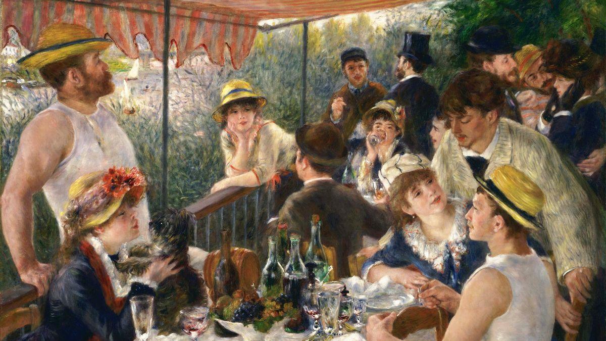 Malíř prchavých krásných chvil. Před 180lety se narodil Auguste Renoir
