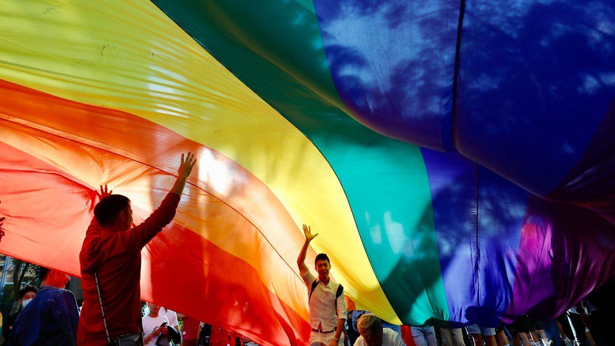 Více než kdy jindy. Téměř 6% Američanů se považuje za členy LGBT komunity