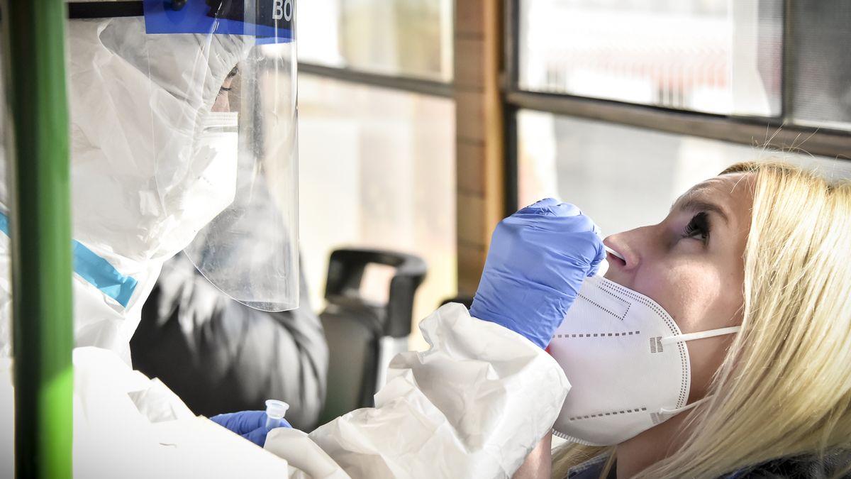 PCR testy přišly největší zdravotní pojišťovnu za rok na tři miliardy