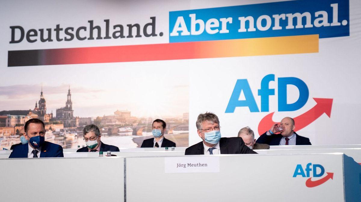"""AfD chce """"normální Německo"""" a dexit. Ve straně platí dočasné příměří"""