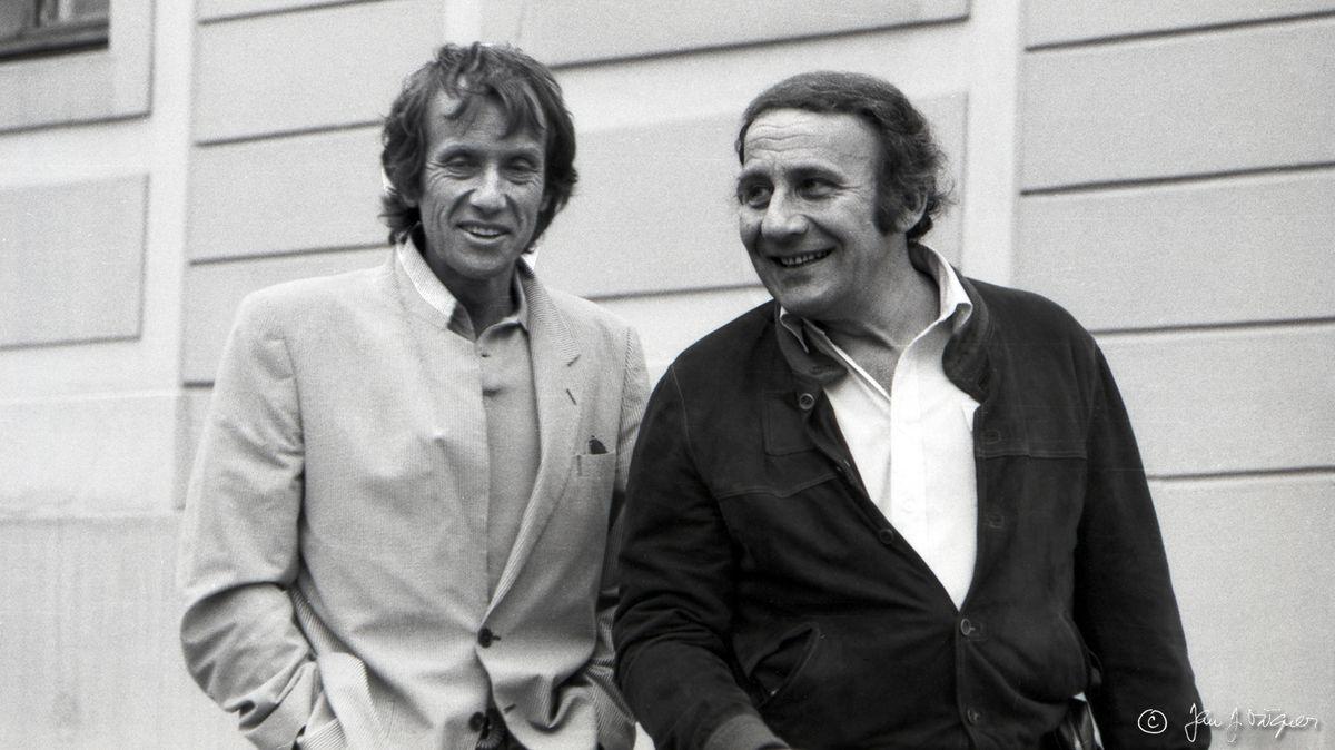 Ve věku 78let zemřel představitel seriálového komisaře Moulina Yves Rénier