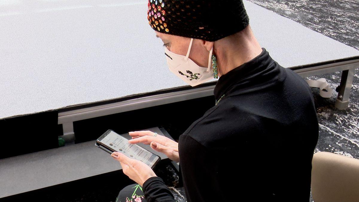 VBrně léčí rakovinu za pomoci mobilní aplikace