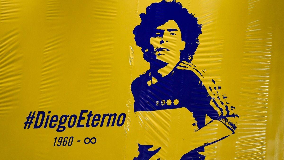 Maradona umíral 12hodin, neměl dostatečnou péči, tvrdí lékařská zpráva