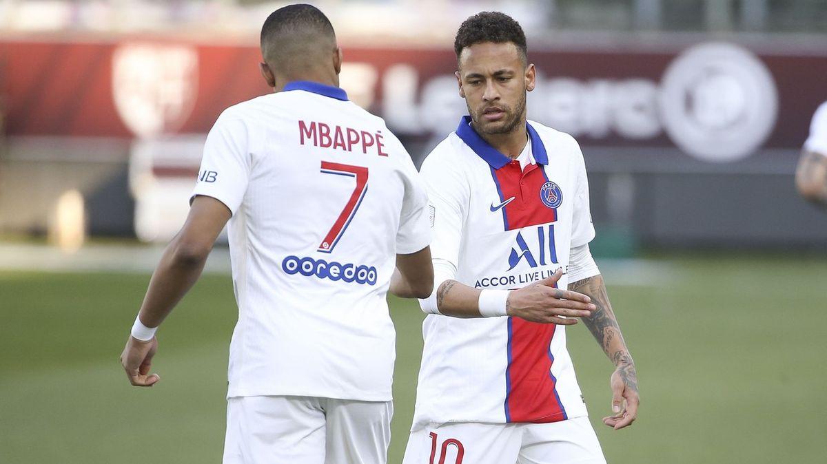 """PSG vyzve vLize mistrů Manchester City. Souboj hvězd i """"arabské derby"""""""