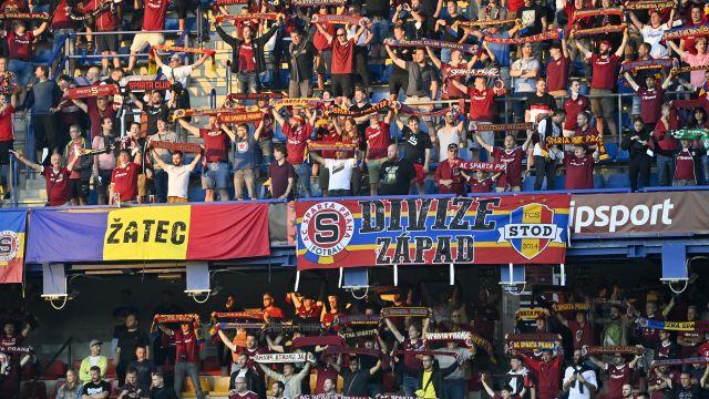 Sparta vypátrala rasistické fanoušky, zakáže jim vstup na stadion