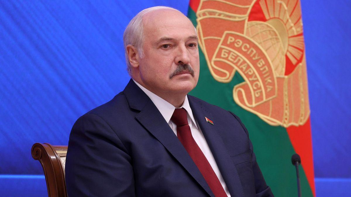 Lukašenko řekl, že jednou odejde, otermínu ale nechce slyšet