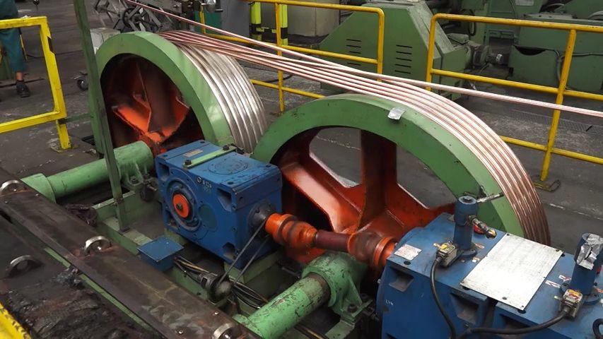 České kabely používá americká armáda, vídeňské metro a jsou ivČernobylu