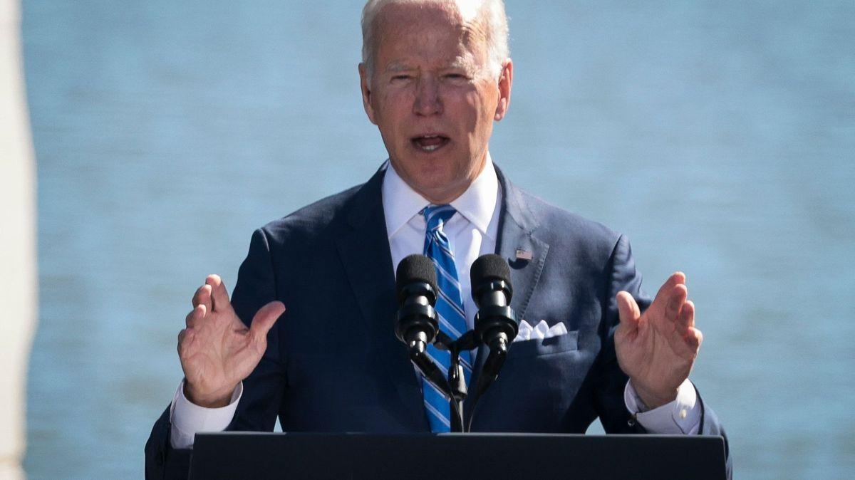 Jestli Čína zaútočí, budeme Tchaj-wan bránit, řekl Biden