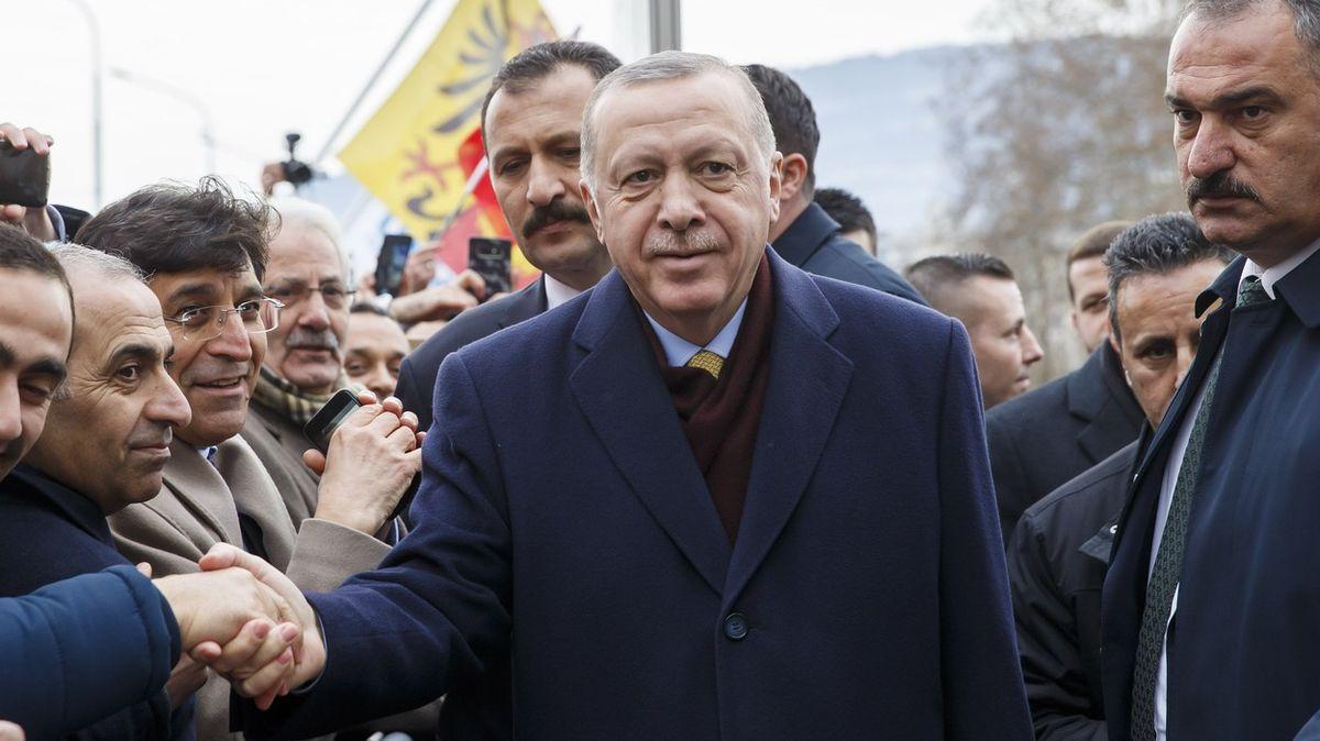 Lídři EU slíbili Erdoganovi spolupráci, chtějí dodržování lidských práv