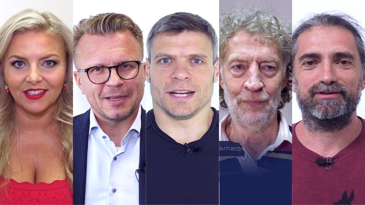 Proč nás baví byznys: Kijonková, Kutnar, Šebek, Bernard a Samaras