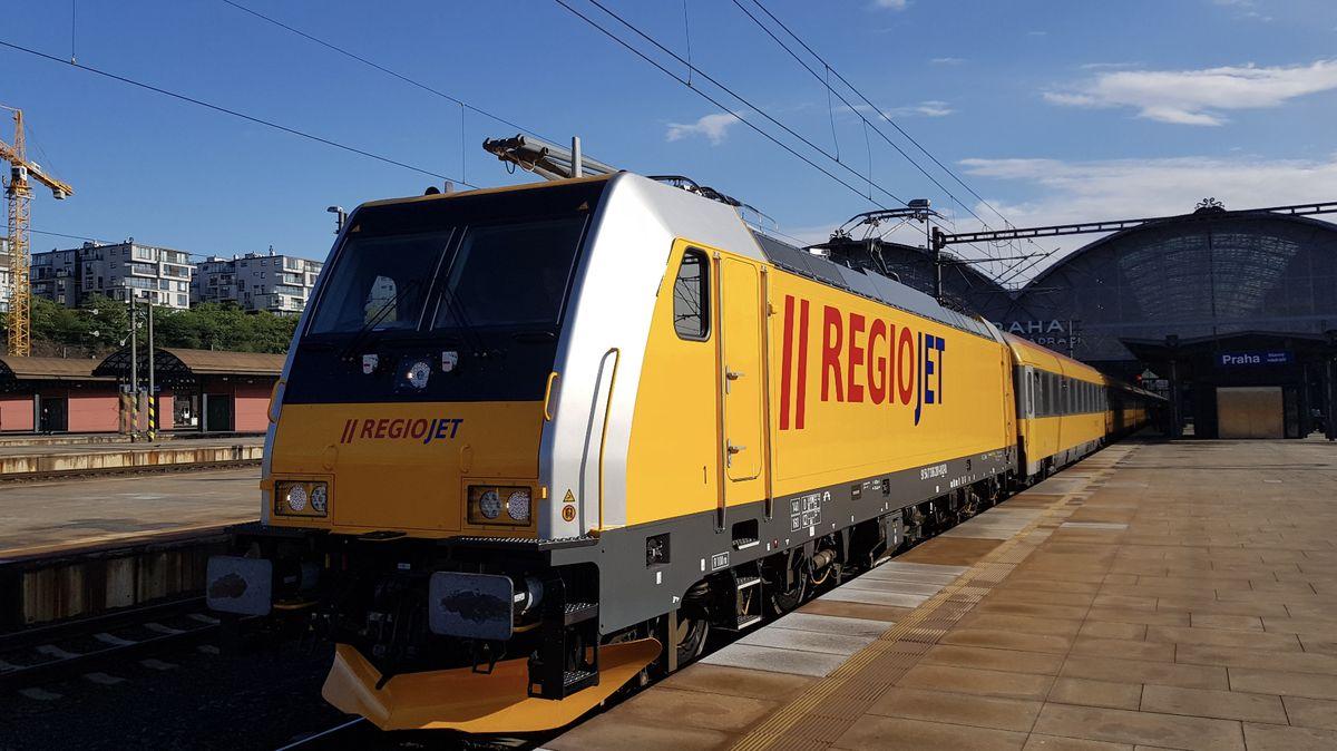 Cesta na jih se otevírá. RegioJet znovu vypraví vlaky do Chorvatska