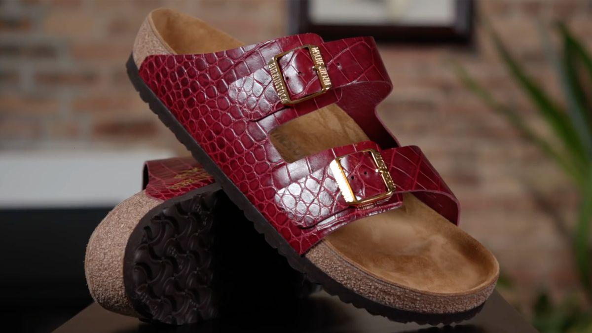 Nejdražší sandály na světě. Znejdražších kabelek je vyřezávají umělci