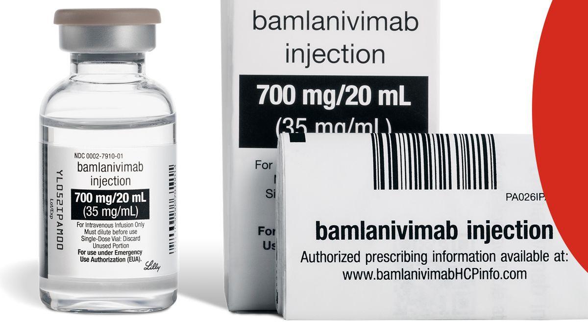 Každý nakažený srizikem může dostat lék proti covidu-19, tvrdí náměstkyně