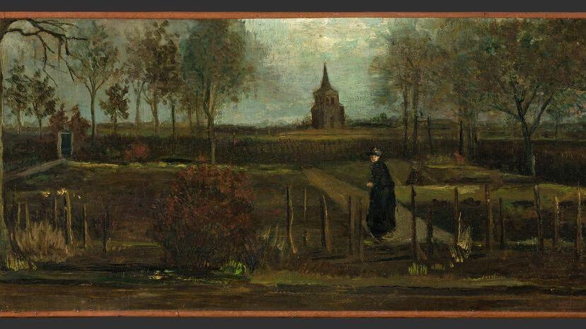 Nizozemská policie má podezřelého zkrádeže obrazu od van Gogha za miliony eur