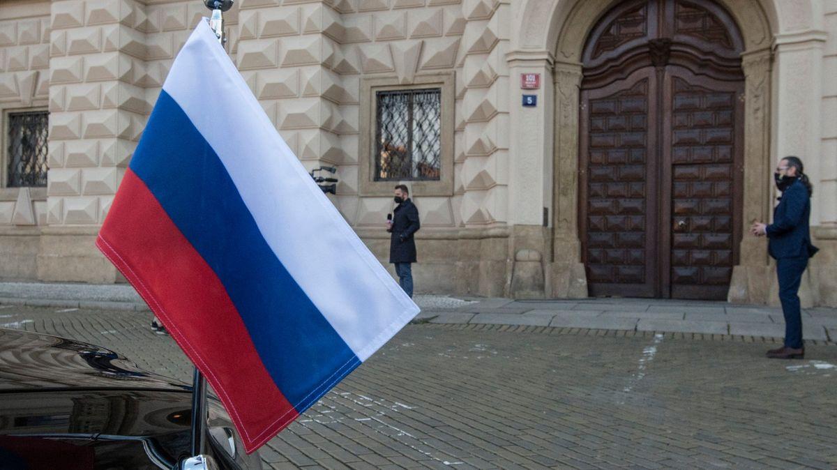 Další kolo souboje a neústupná nevraživost Česka a Ruska, píší Němci a Slováci