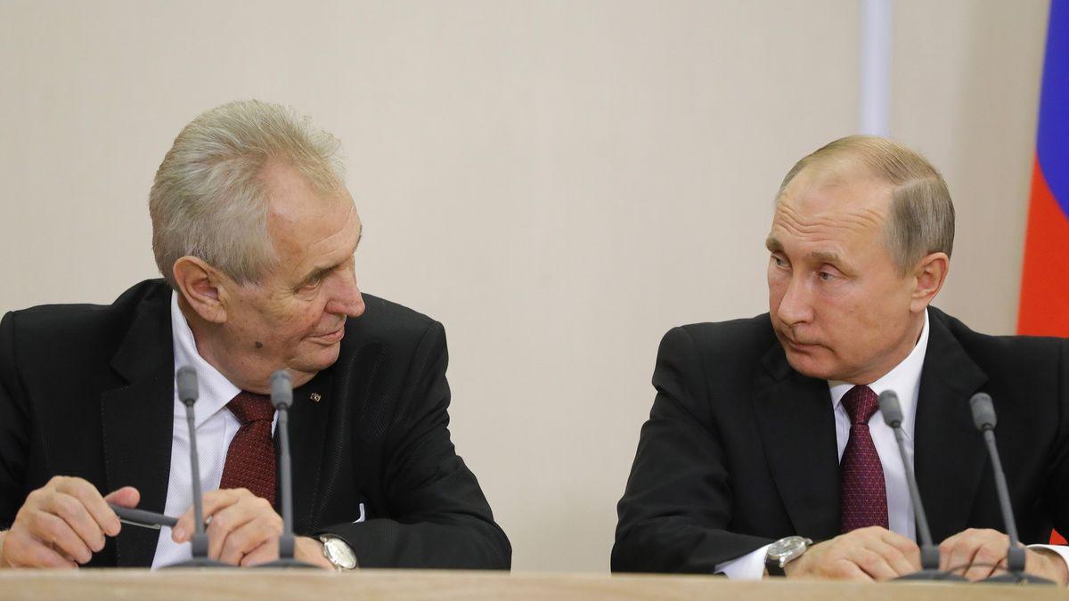Východ, nebo Západ? Česko-ruská krize není černobílá, Češi jsou rozdělení