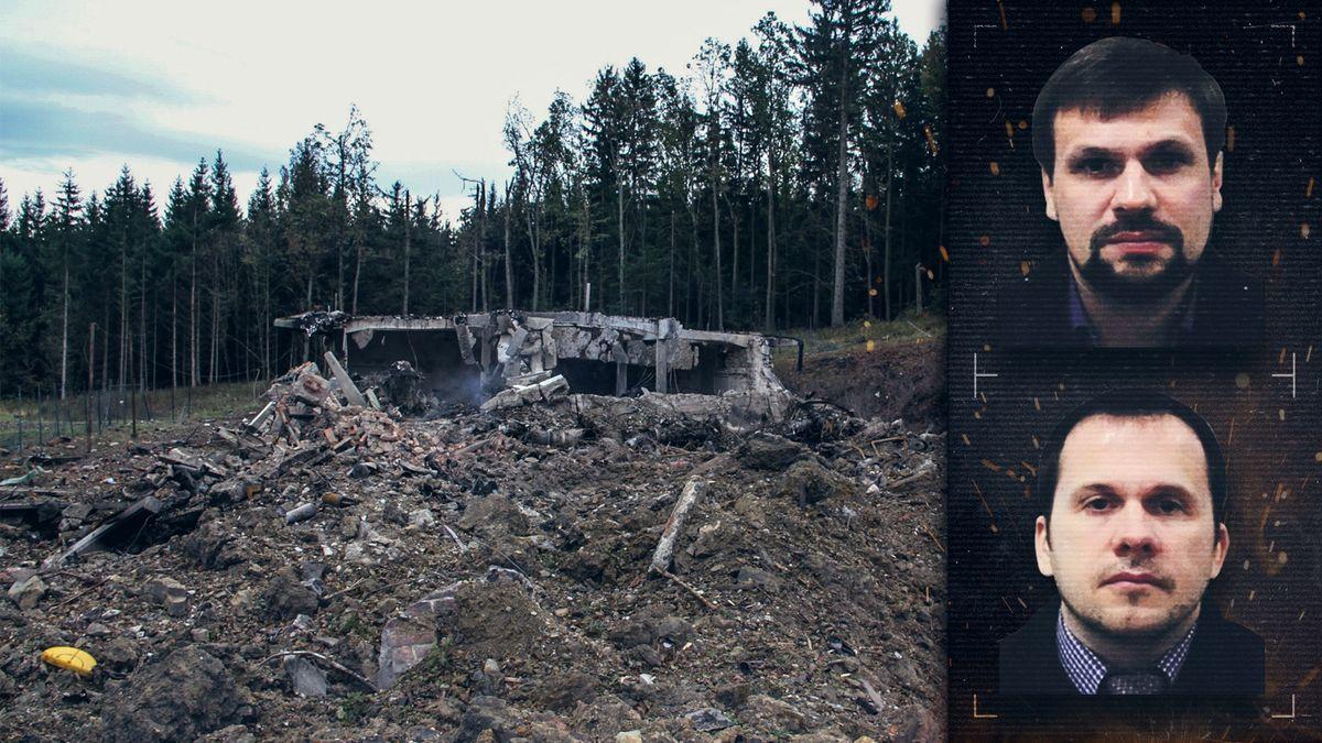Vrbětice přehledně: Jaké jsou důkazy proti Rusům? Aco se ví ovýbuchu?