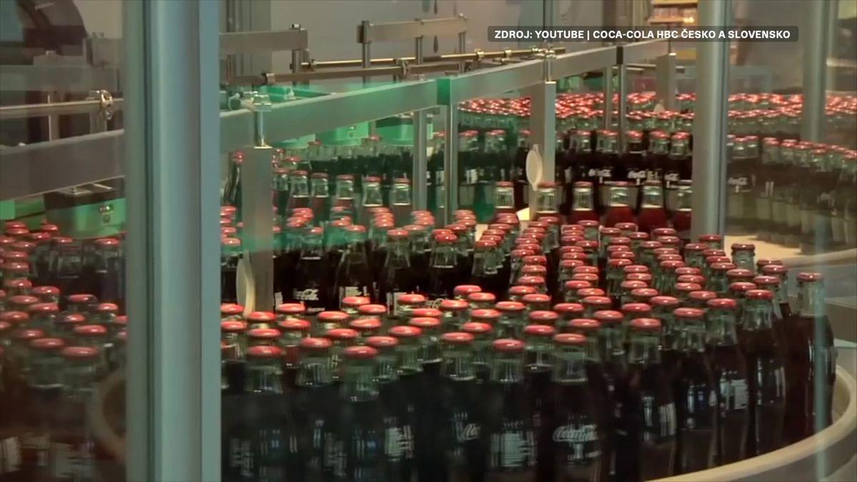 Coca- Cola slaví 50let výroby vČesku. Recept neznám ani já, říká její šéf