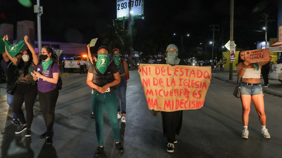 Trestat za potraty je neústavní, rozhodl mexický nejvyšší soud