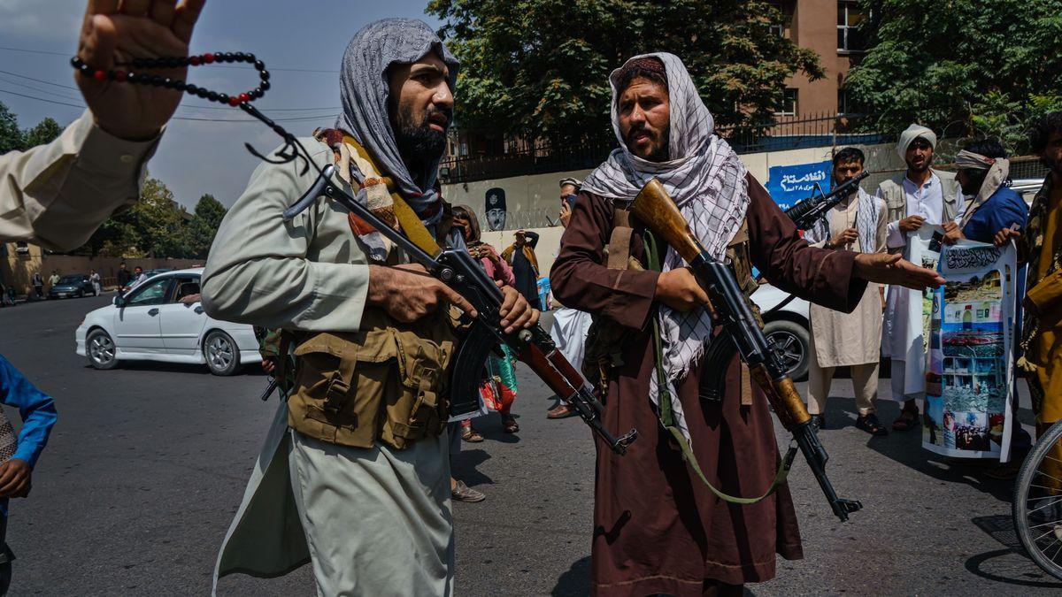 Zradil nás náš prezident iZápad, tvrdí afghánský držitel Pulitzerovy ceny