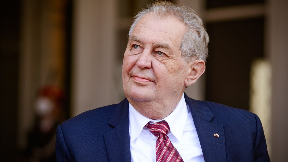 Zeman a jeho experti chtějí kvůli migraci a terorismu zesílit ochranu hranic
