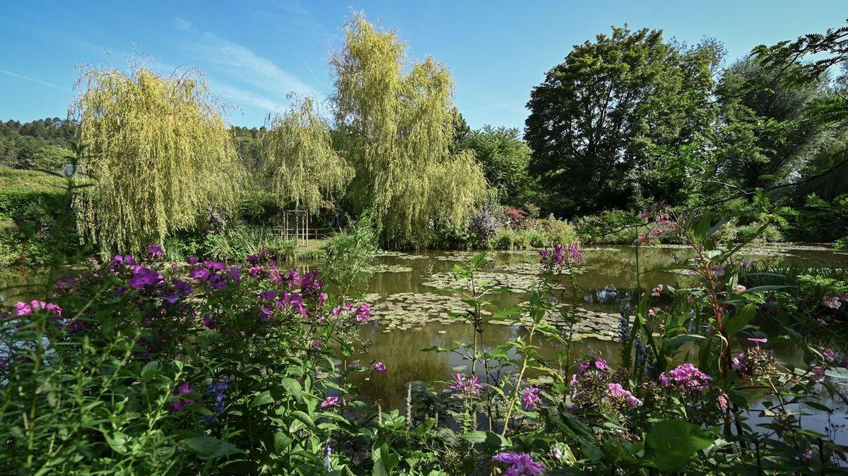 Nahlédněte do slavné zahrady. Inspirovala nejslavnější mistrovská díla