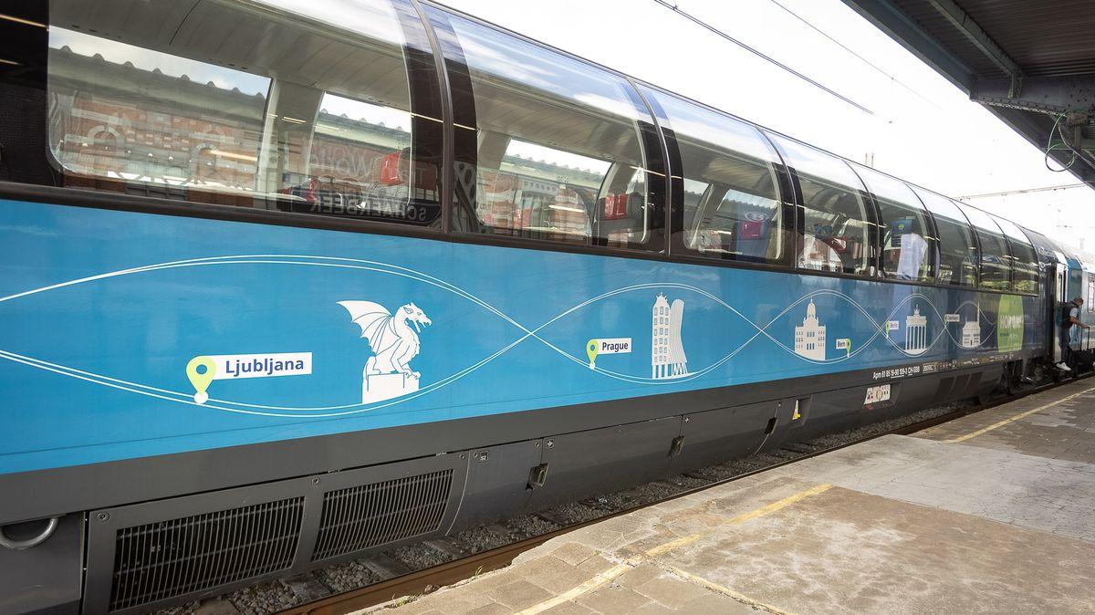 Po Evropě vlakem zdarma. Mladí Češi se do programu EU smí přihlásit již dnes