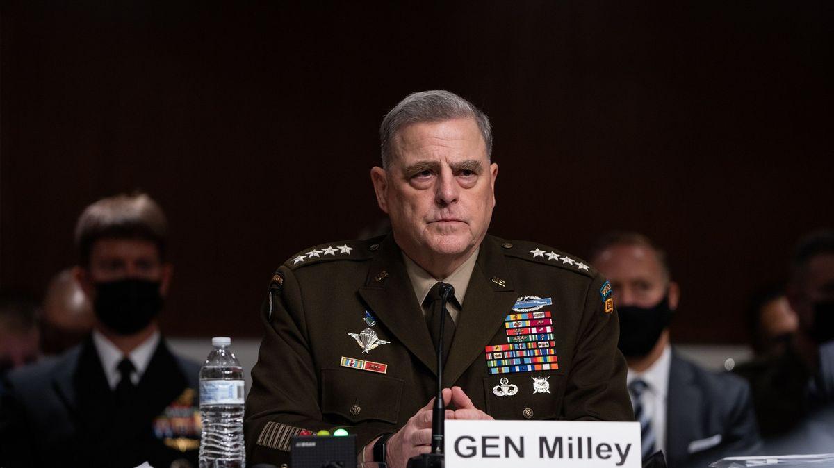 Generálové USA promluvili oodchodu zAfghánistánu, sBidenem se neshodli
