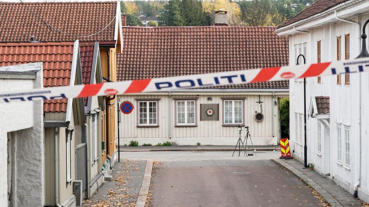 Norský soud poslal Dána podezřelého zútoku lukem a šípy na čtyři týdny do vazby
