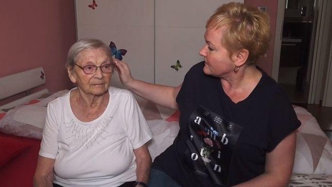 Přivezla si ze Slovenska nemocnou mámu, oba státy odmítají platit péči