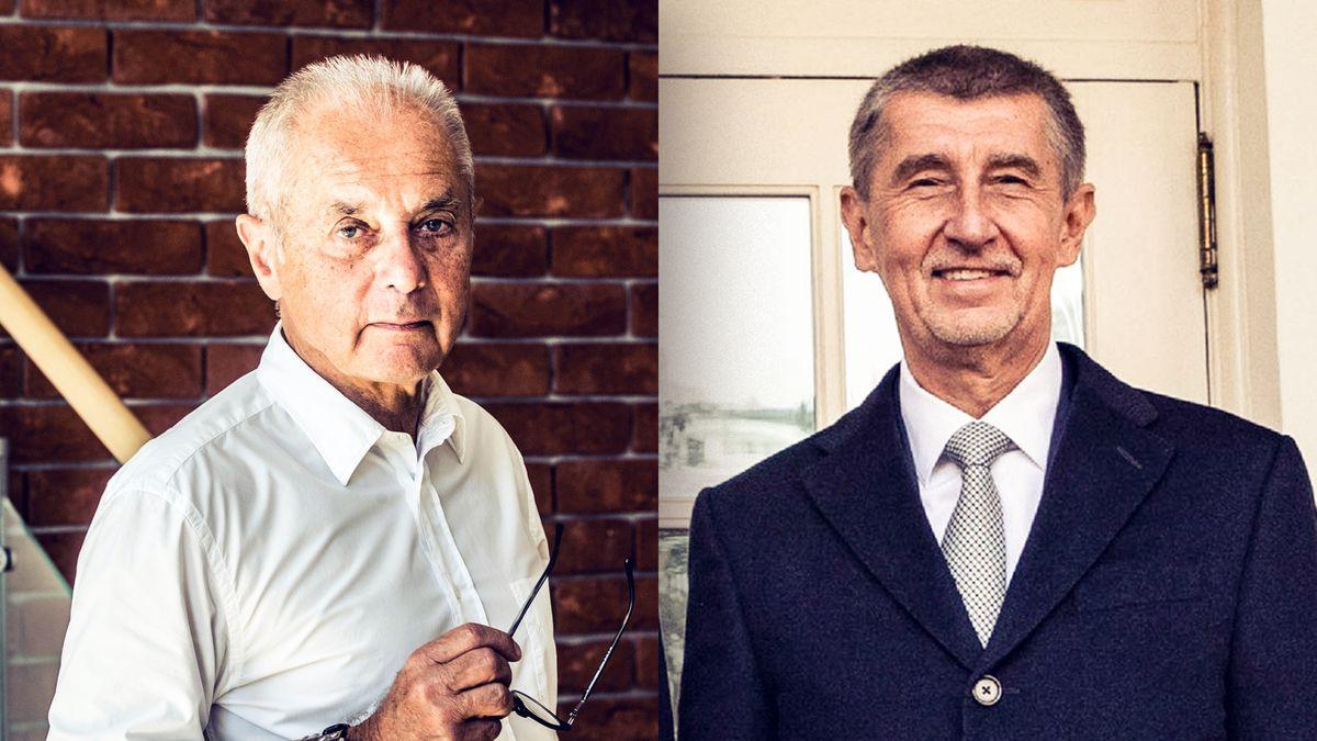 Byli jako dvojčata, a přece jiní. Zachrání Babiš byznys dávného přítele?