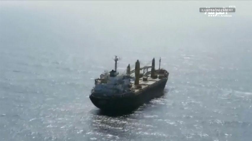 Video: Za útokem na íránskou nákladní loď vRudém moři stojí Izrael