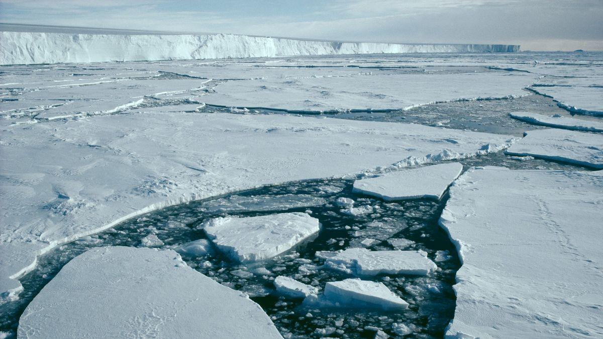 Více než 4000kilometrů čtverečních. Svět má nový největší ledovec
