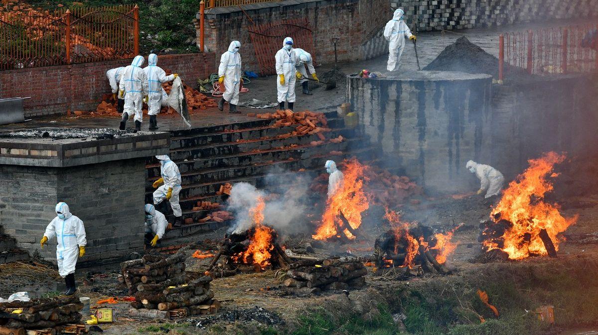 Druhá Indie. Další země čelí extrémnímu nárůstu počtu nakažených, stoupl 57krát