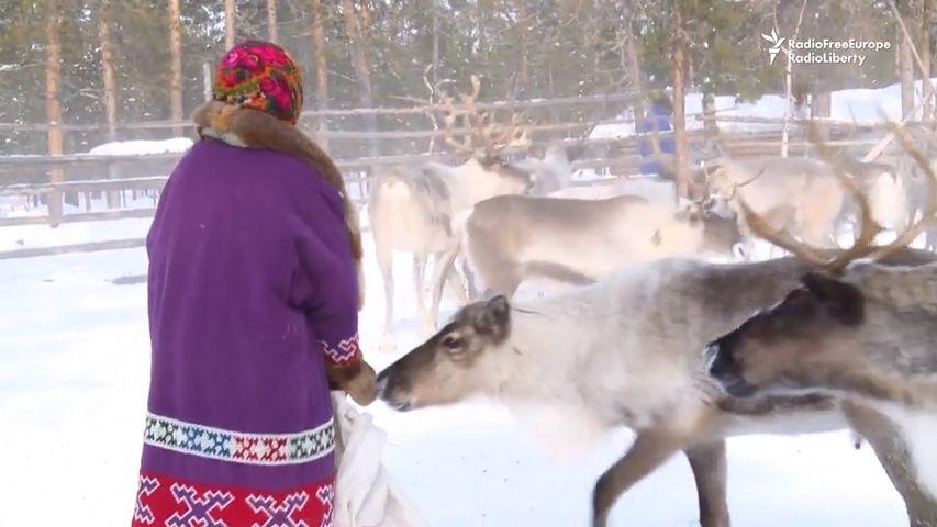 Video: Ropné bohatství Ruska ničí život původních domorodých kmenů