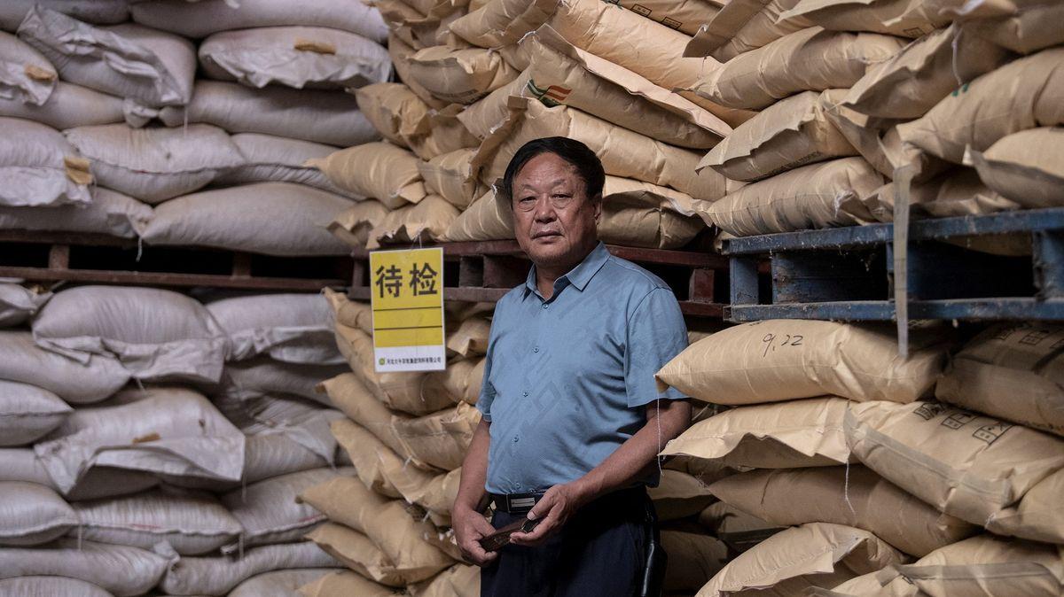 Miliardář kritizoval čínský režim, dostal 18let vězení