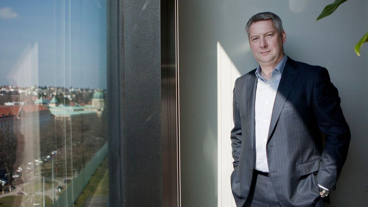 """Pražského """"mrakodrapového"""" developera dostihly dluhy, podruhé zkrachoval"""
