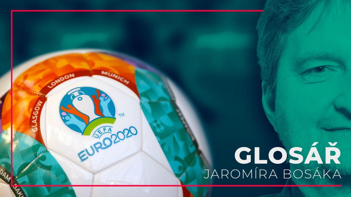 Glosář Jaromíra Bosáka: Fotbalové Euro? Spousta covidových otazníků…