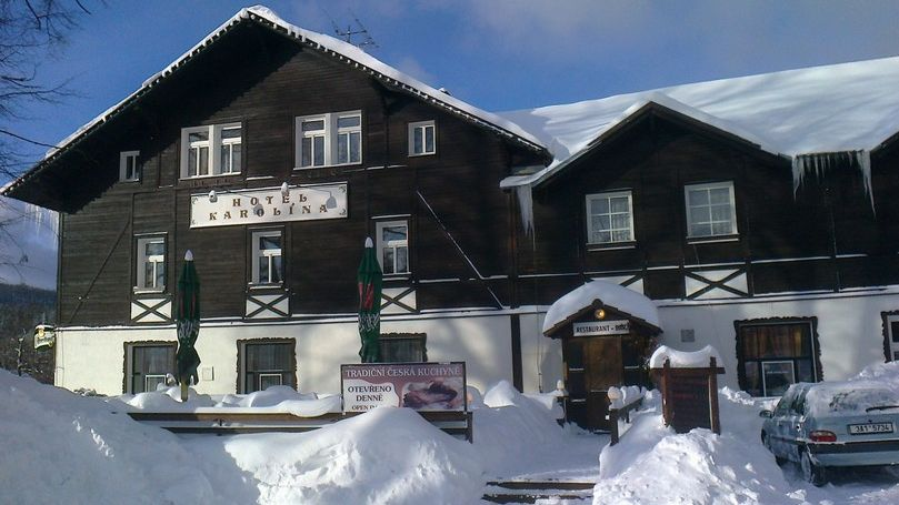 Harrachovský hotel čeká nákladná přestavba. Změní se vapartmány